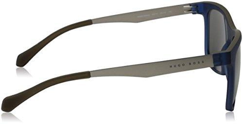 Boss 0868 Mtrut Gafas Adulto T4 de Negro Sol S Unisex Dkblue rrOxdnqz