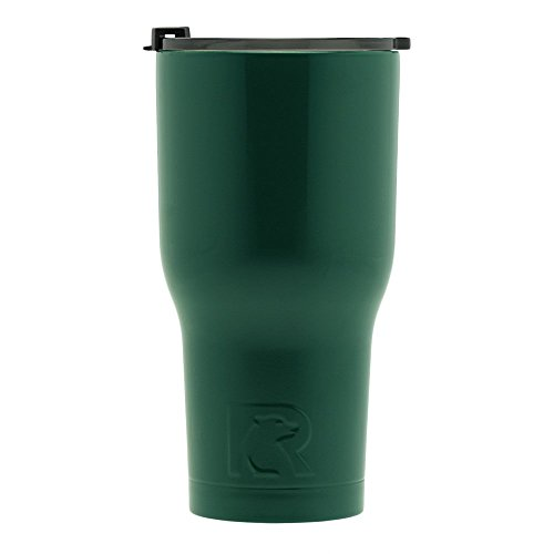 RTIC Insulated Travel Tumbler, Stainless Steel