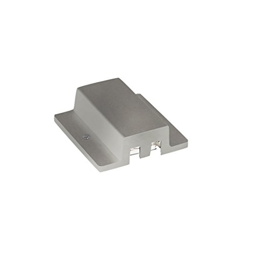 (WAC Lighting HFC-BN H Series Floating Canopy Connector, Brushed Nickel)