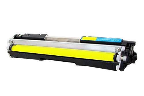 Hibrox Pack de 4 Cartuchos de Tóner Compatible Con HP 1x CF350 ...