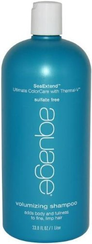 Seaextend Volumizing Conditioner Aquage - Aquage SeaExtend Volumizing Shampoo - sulfate-free - 33.8 oz / liter