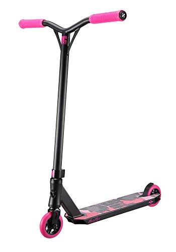 Sacrifice OG Hustler Pro Scooter (Black/Pink) (Scooter Pink Pro Clamp)