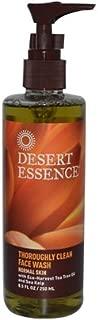 product image for DESERT ESSENCE FACE WASH,T/CLN,SEA KELP, 8.5 FZ