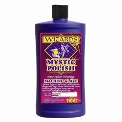 WIZ11047 Mystic Polish Nano-Sphere Technology Machine Glaze, 32 oz Bottle, Removes Swirls, Scratches