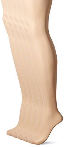 Hanes Women's P5 Control Top Reinforced Toe Silk Reflections for sale  Delivered anywhere in Canada