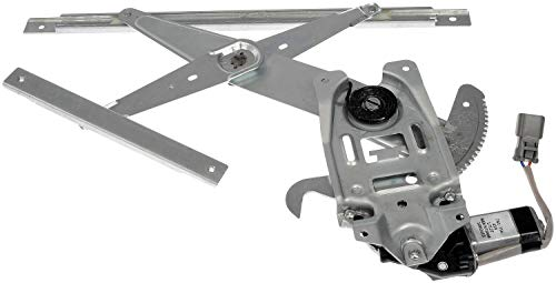 Dorman 741-756 Ford/Mercury Front Driver Side Window Regulator with Motor