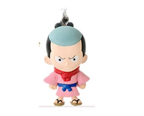 From TV One PIece ~Dress rosa~ Figure ~ Figure Mobile Charm Strap~Momonosuke