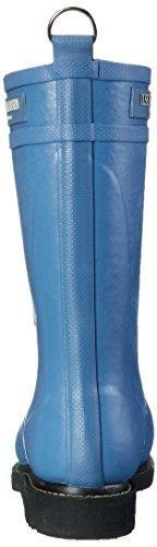 Ilse Jacobsen Damen 3/4 Gummistiefel, RUB15 - Botas cortas de agua para mujer Azul (Mondstein 606)