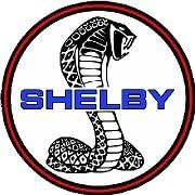 Shelby Cobraビニールステッカー、Cars Trucks Vans壁ノートパソコン