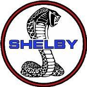 Shelby Cobra Vinyl Sticker,Cars Trucks Vans Walls Laptop