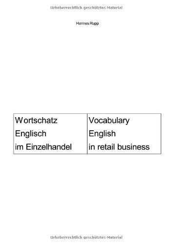 Wortschatz Englisch im Einzelhandel