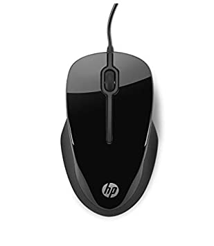 HP Comfort X1500 Optical USB Wired Mouse(H4K66AA) Mice at amazon
