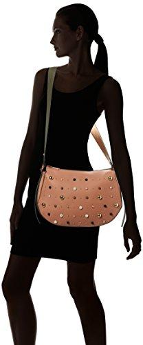 nica Shoppers Mujer hombro de y Almond Rosa bolsos Suki OSBZvOp