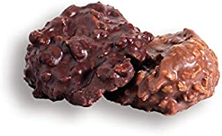 product image for Asher's Chocolates, Chocolate Covered Coconut Clusters, Bulk Assortments of Milk Chocolate Coconut Clusters, Small Batches of Kosher Chocolate, Family Owned Since 1892, 14oz (Dark Chocolate)