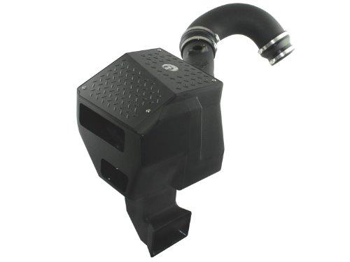aFe Power 54-80612 MagnumForce Stage 2 Si Intake System P5R for GM Trucks 04.5-05 V8-6.6L