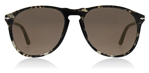 Persol Mens Sunglasses Tortoise/Gold Acetate - Non-Polarized - ()