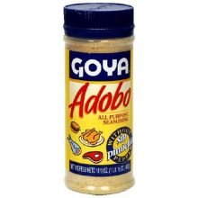 Goya Adobo Seasoning without Pepper - 28 oz. jar, 12 per case by Goya