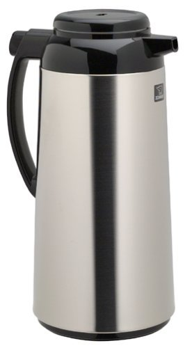 Zojirushi Premium Thermal 1.85 liter Carafe, Brushed Stainless Steel (Stainless Steel) (Zojirushi Thermal Carafe)