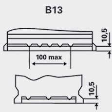 Varta Blue Dynamic E11 Batterie/74/Ah 680/Ah