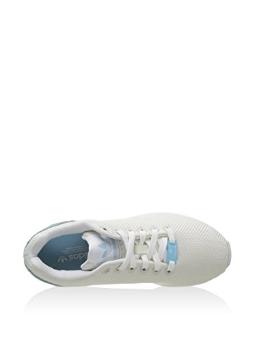 adidas ZX Flux Weave Damen Sneakers weiß/azurblau