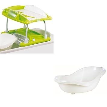 Bébé Confort Duo Bain Et Table à Langer Amplitude Baignoire