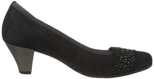 Tacco steine Gabor Blu 16 Scarpe pazifik Fashion Donna Con AxtHfq