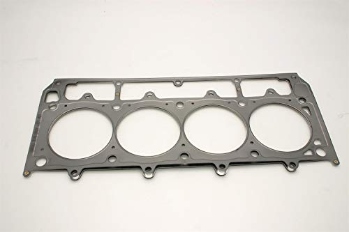 Cometic Gasket C5933-051 Cylinder Head Gasket; GM LSX Race Block; 0.051 in. MLS; 4.125 in. Bore; 18 Bolt Heads; Right Hand Side;