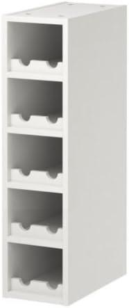 Ikea Perfekt Plateau De Vin Blanc Casse 20x70 Cm Amazon Fr