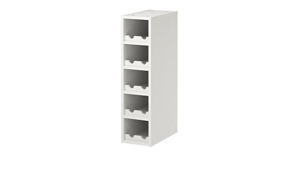 IKEA PERFEKT - estante del vino, fuera de blanco - 20x70 cm ...