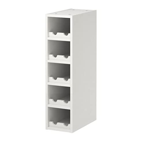 Weinregal für küche  IKEA PERFEKT -Weinregal off-white - 20x70 cm: Amazon.de: Küche ...