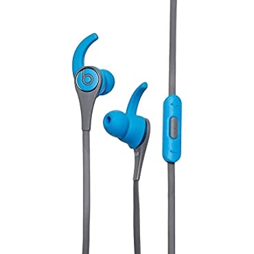 Beats Tour2 Wired In-Ear Headphone, Active Collection Flash Blue