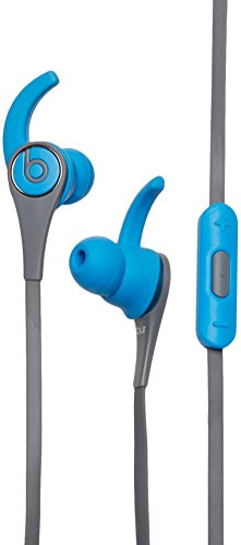 Beats Tour2 Wired In-Ear Headphone, Active Collection - Flash Blue