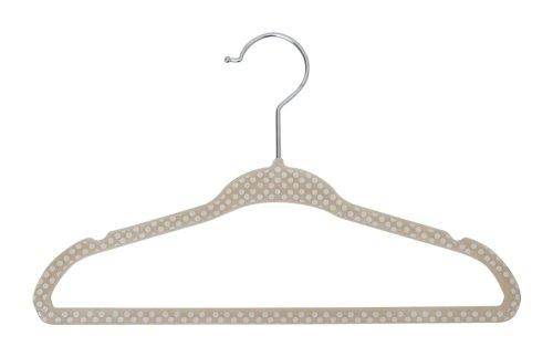 Delta Children Velvet Hanger Beige