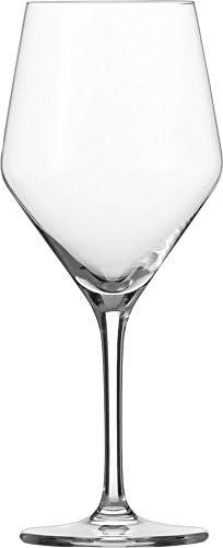 Schott Zwiesel Basic Bar Selection 6-Teiliges Allround Weinglas Set Copa de Vino 6 Unidades 29.2 x 20.1 x 22.3 cm