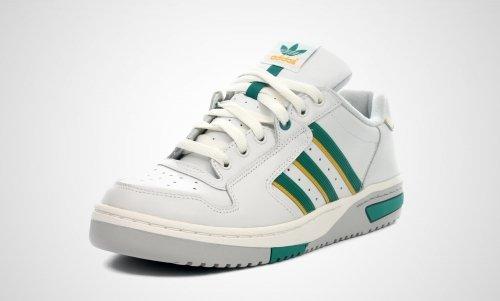 info for ff1e0 a0188 adidas Edberg 86 M OG White/Green: Amazon.de: Schuhe ...