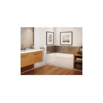 Maax 60 x 32 x 20 Right Drain Regular Alcove Bathtub Rubix