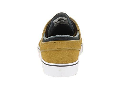 Nike White Black Men's Janoski White Skate Stefan Peat Zoom Shoe Moss rrq8Zz4U