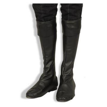 Pirate Man Boottops - Black (Men's Adult Regular Size)