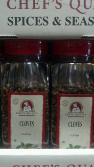 Chef's Quality: Whole Cloves 12/12 Oz. Case by Chef's Quality