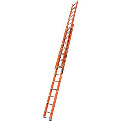 009 Glasses (Little Giant Ladders 15642-009 Lunar Duty Rating Fiberglass Extension Ladder, 28-Feet 300-Pound)