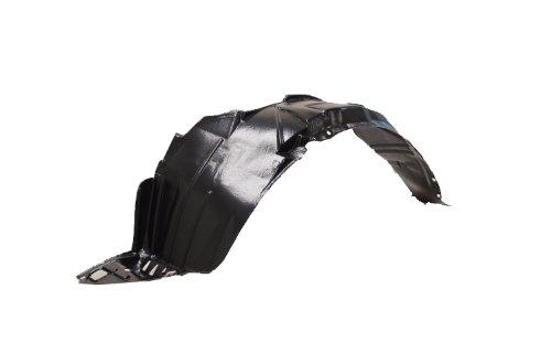 Honda Civic Splash Shield (Honda Civic 1.7L Replacement Front Driver Side Plastic Fender Liner Splash Shield)