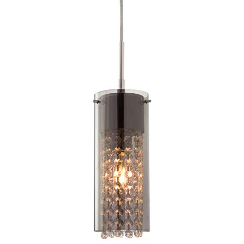 Pendant Light Over Round Table in US - 4