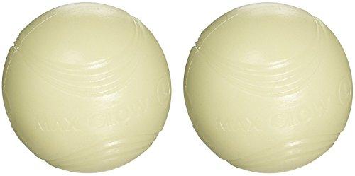 (2 Pack) CHUCK IT! Lightplay Max Glow Balls -