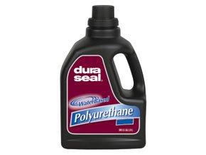 Duraseal Waterbased Polyurethane - Satin 1gl