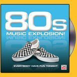 80's Music Explosion (10 CD Box Set) (80s Music Explosion 10 Cd Box Set)