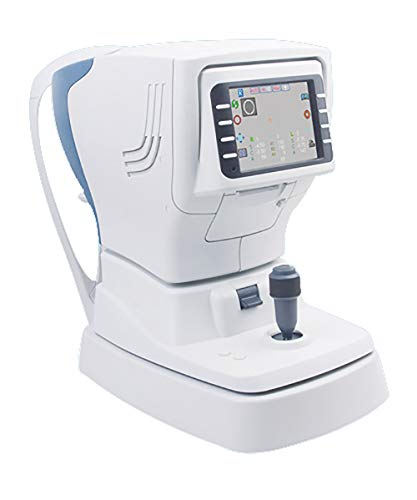 Huanyu Auto Refractometer Refractor Optometry Equipment Automatic Computerized Optometer with Color Screen ARK-800 ARK-810 (ARK-810)