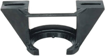 030721770593 - Westinghouse Lighting  77059 Corp Cathedral Canopy Bracket, Black carousel main 1