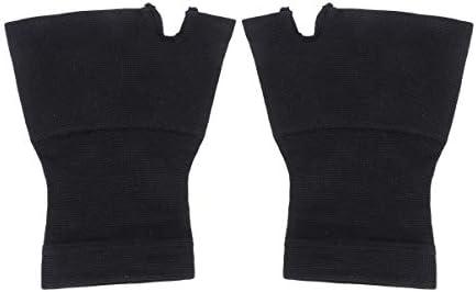 HEALIFTY fitness daumenhandschuh sport arthralgie kalt weg handschuh voller handflächenschutz für sport schwarz...