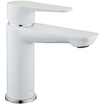 Dailyart 9/16 Single Handle Bathroom Sink Faucet Lavatory Faucet for ...