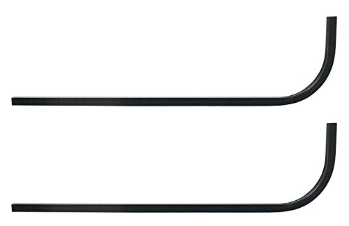 Roof Support (Golf Cart Universal Rear Struts Supports Candy Cane Extended Roof Style Steel)